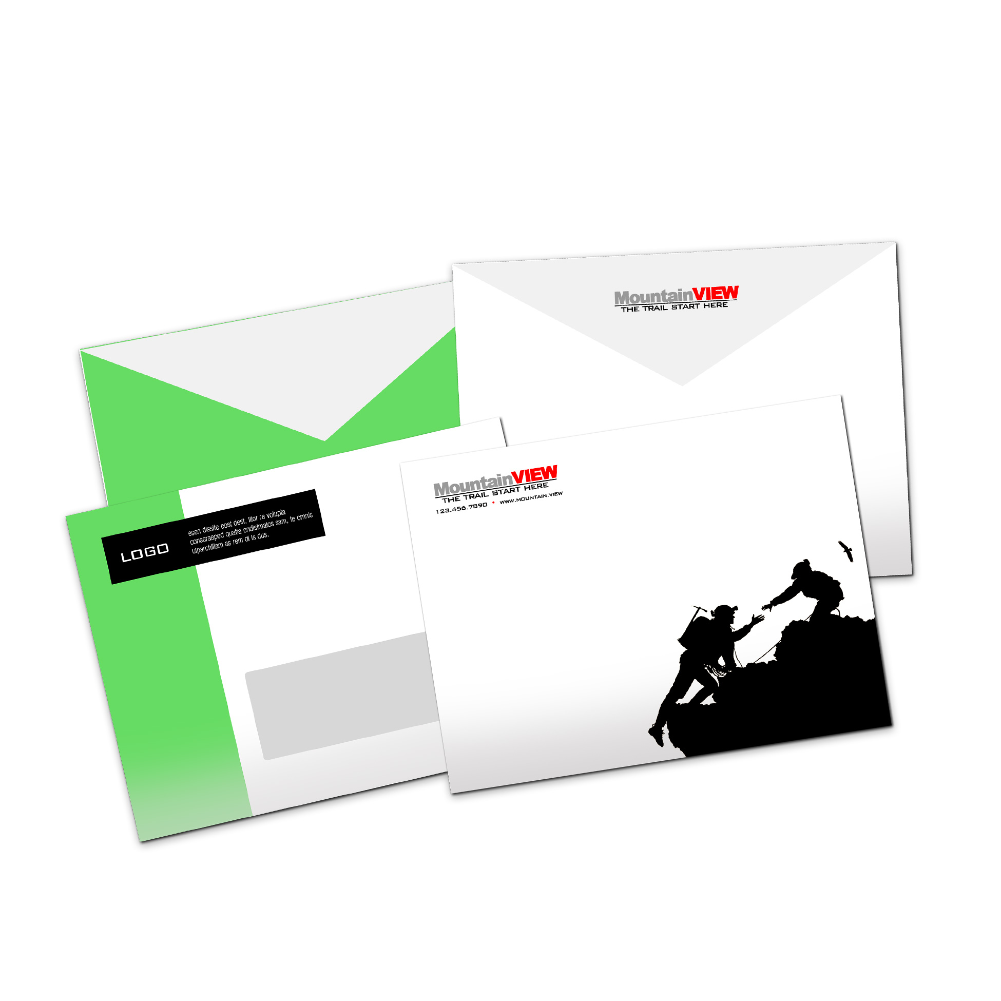 Envelopes - Enveloppes