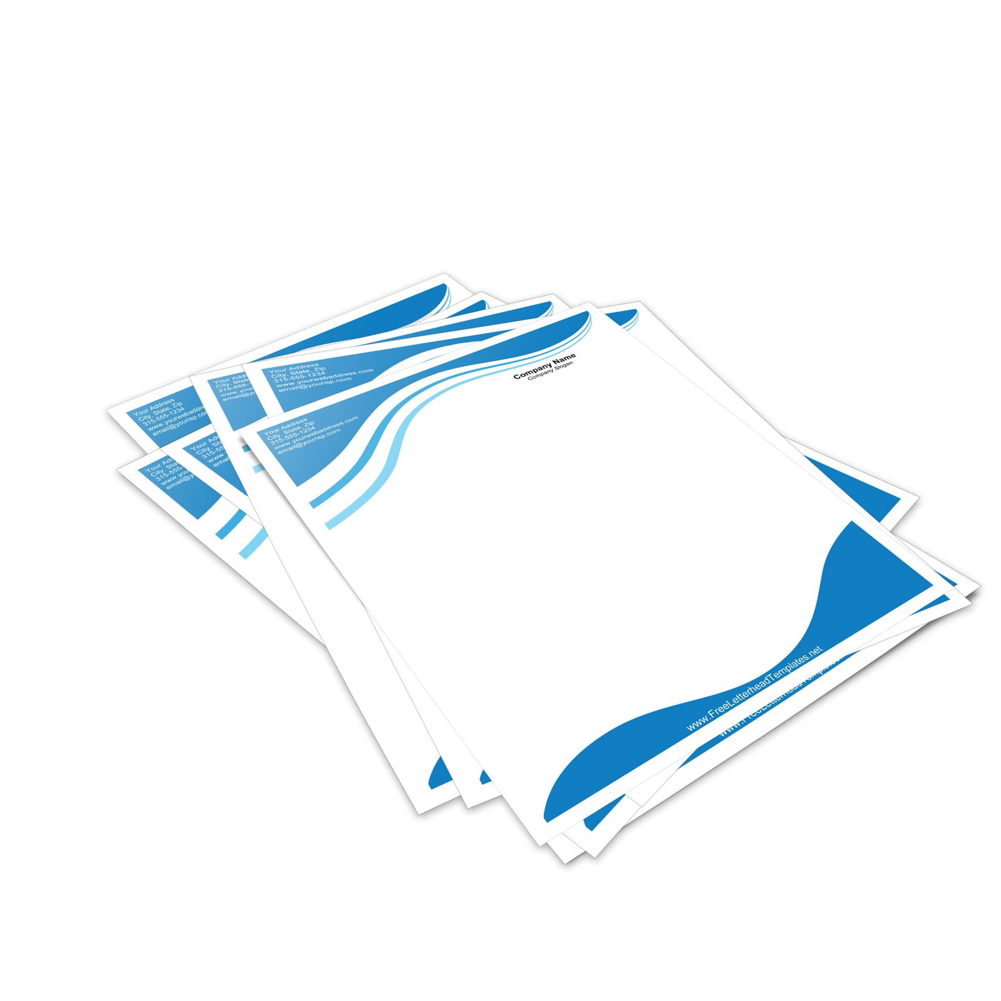 Letterhead - En-tete de lettre